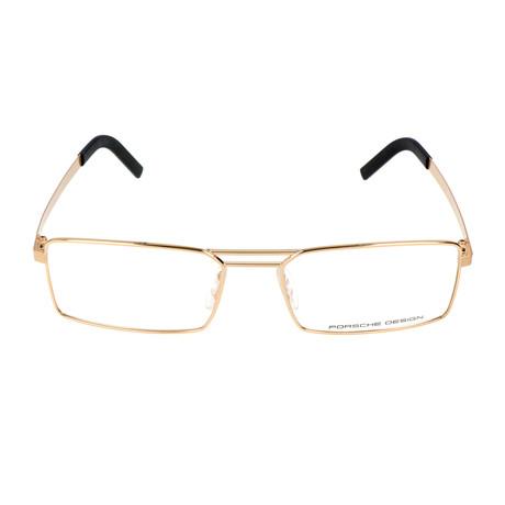 Men's P8282 Frames // Gold