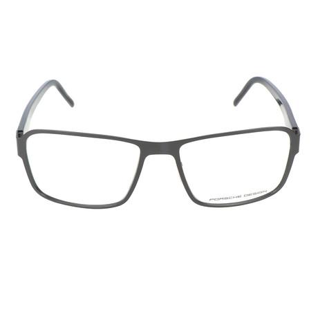 Men's P8290 Frames // Dark Gray