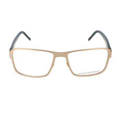 Men's P8290 Frames // Gold