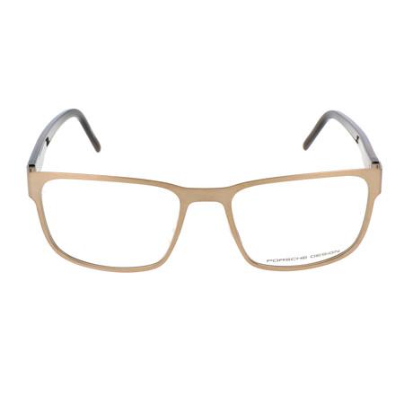 Men's P8291 Frames // Gold