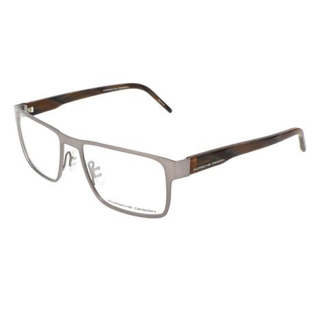 Men's Paderborn Optical Frames // Gray