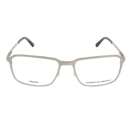 Men's P8293 Frames // Silver