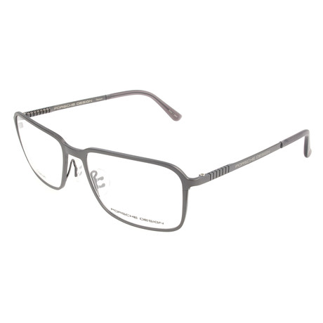 Men's Soest Optical Frames // Dark Gunmetal
