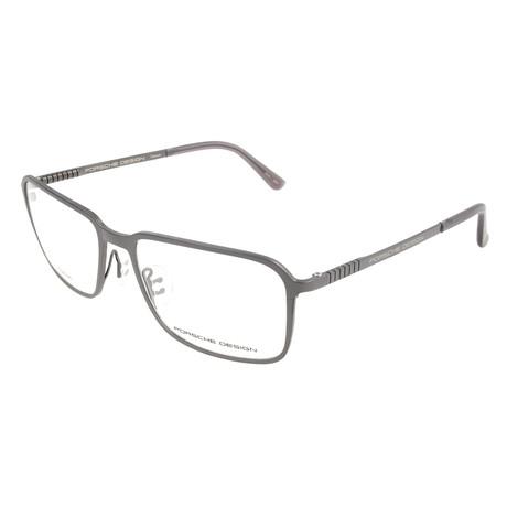 Men's Soest Optical Frames // Dark Gun