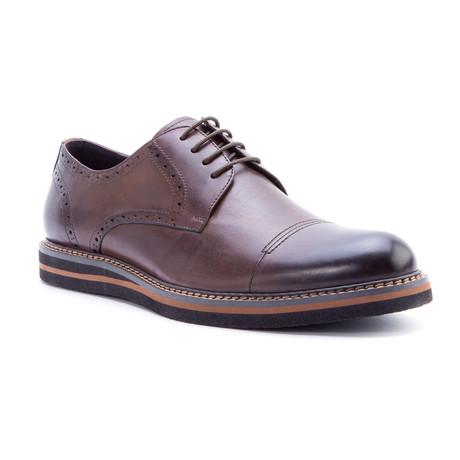 Derek Uccello Dress Shoes // Brown (US: 8)