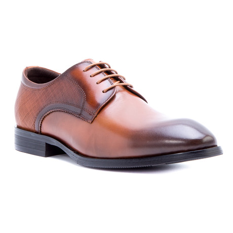 Bruckner Dress Shoes // Cognac (US: 8)