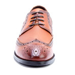 Rossini Dress Shoes // Cognac (US: 8.5)