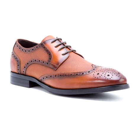 Rossini Dress Shoes // Cognac (US: 8)