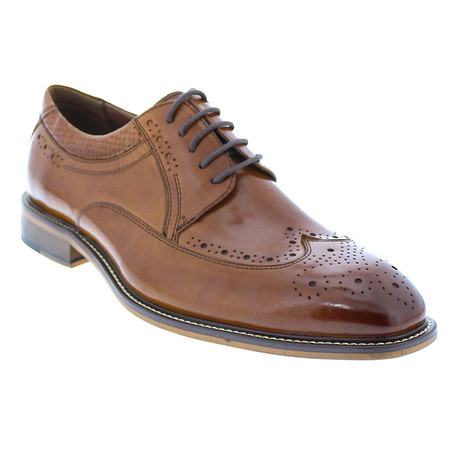 Cesar Dress Shoes // Cognac (US: 8)