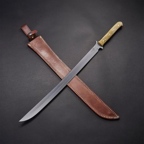 """D2 Samurai Combat Sword // 26"""""""