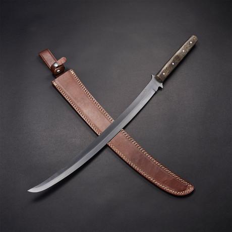 """D2 Diato Katana Sword // 26"""""""