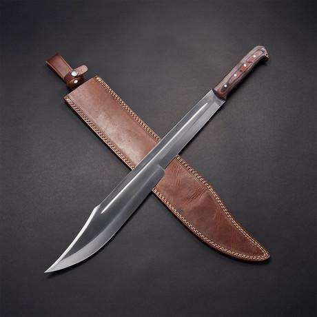 """D2 Dragon Scimitar Sword // 26"""""""