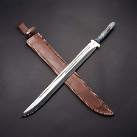 """D2 Kopi Combat Short Sword // 24"""""""