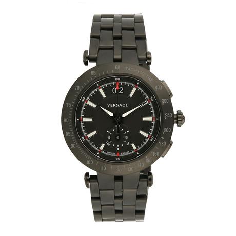 Versace V-Race Sport Chronograph Swiss Quartz // VAH040016