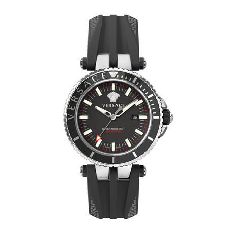 Versace V-Race Diver Swiss Quartz // VEAK00118