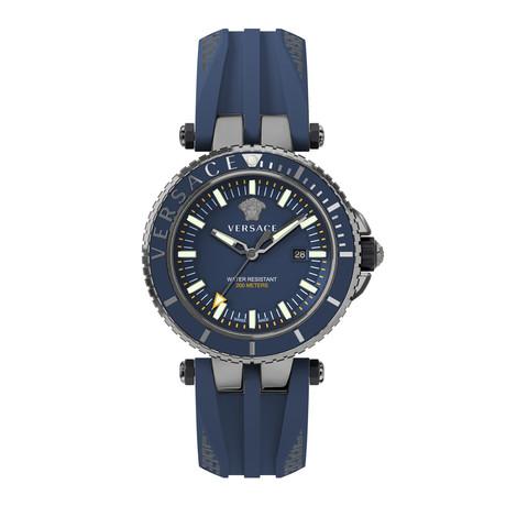 Versace V-Race Diver Swiss Quartz // VEAK00218