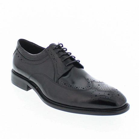 Cesar II Dress Shoes // Black (US: 8)