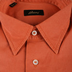 Clarence Dress Shirt // Orange (39)