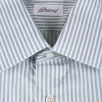 Fletcher Dress Shirt // Green (41)