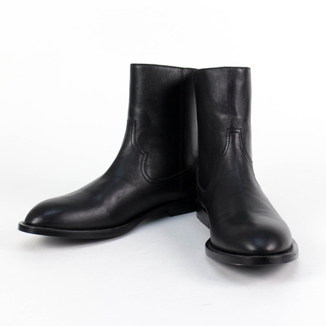 Amiri // Jermaine Shane Leather Boots // Black (US: 6)