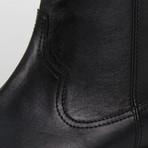 Amiri // Jermaine Shane Leather Boots // Black (US: 6)
