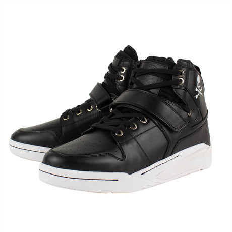 Mastermind // Searchndesign MMJ Basket Sneakers // Black (US: 6)