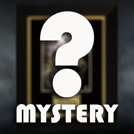 Mystery Frame // Hand Signed Memorabilia // Custom Frame