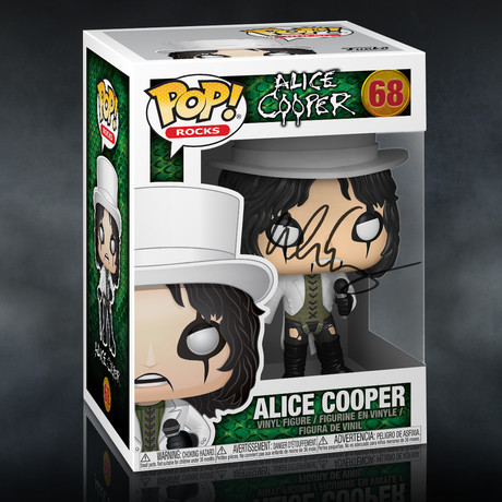 Alice Cooper // Signed Pop