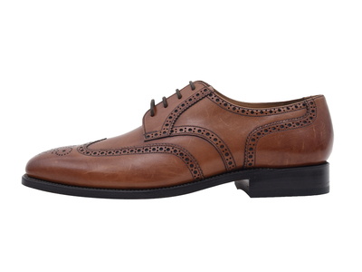 Photo of Robert Talbott Sophisticated Footwear Cavallo // Cognac (US: 7) by Touch Of Modern