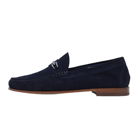 Pacific // Navy Suede (US: 7)