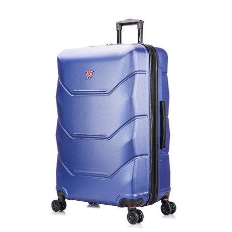 ZONIX Lightweight Hardside Luggage // Blue (Small)