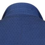 Horologium Blazer Jacket // Sax (L)