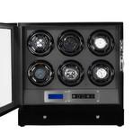 Arcanent 6 Slot LCD Digital Watch Winder // Black