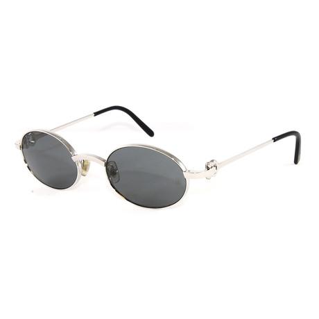 Men's T8200314 Spider Sunglasses // Platinum Gray