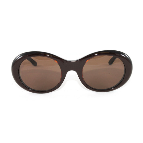 T8200410 Sunglasses // Orange Brown