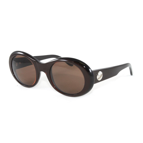 Women's T8200410 Sunglasses // Orange Brown