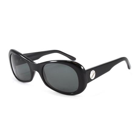Women's T8200466 Sunglasses // Black + Silver