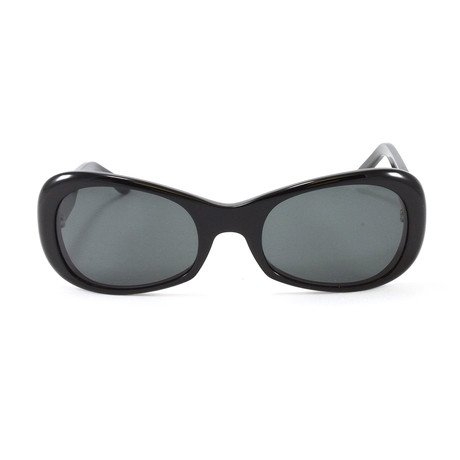 Women's T8200466 Sunglasses // Black + Silver