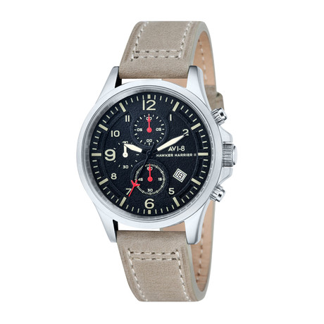 Avi-8 Hawker Harrier II Chronograph Quartz // AV-4001-03