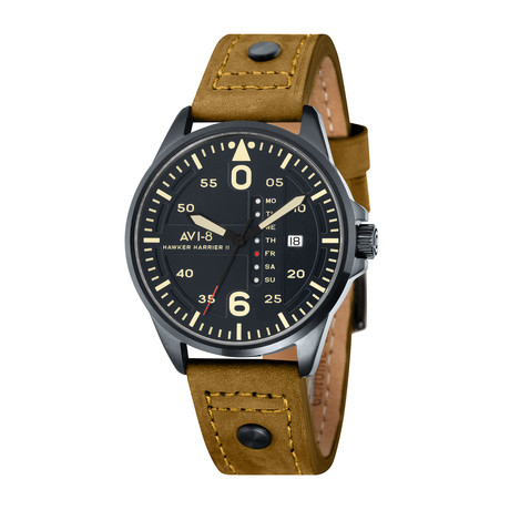 Avi-8 Hawker Harrier II Quartz // AV-4003-08