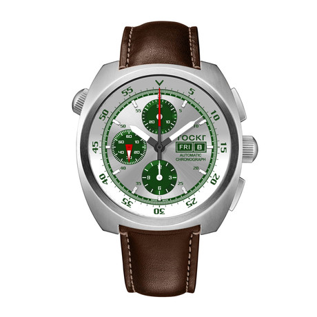 TOCKR Air Defender Silverado Chronograph Automatic // AD1SS.03.LS