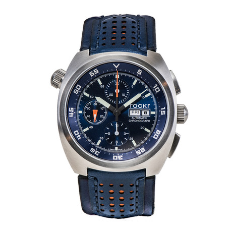 TOCKR Air Defender Chronograph Automatic // AD1SS.02.HX