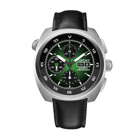 TOCKR Air Defender Hulk Chronograph Automatic // AD1SS.04.LS