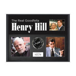 Signed Signature Collage // Goodfellas // Henry Hill