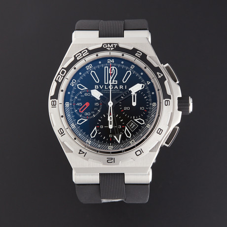 Bulgari X-Pro Chronograph GMT Automatic // 101734 //Unworn