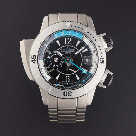 Jaeger-LeCoultre Master Compressor Diving Pro Geographic Automatic // Q185T170 // Store Display