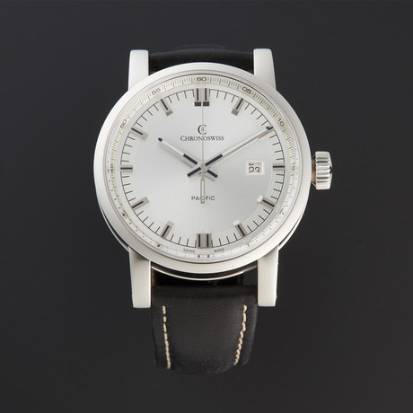 Chronoswiss Pacific Automatic // CH-2883-SI/31-1 // Store Display