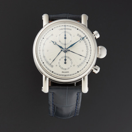 Chronoswiss Sirius Chronograph Retrograde Automatic // CH-7543B // Store Display