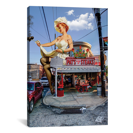 Philly Pinup // Jason Brueck