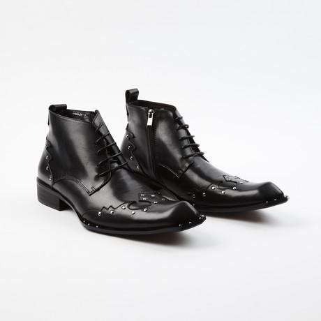 George Ankle Boot // Black (US: 6.5)